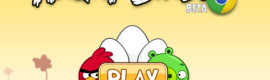 Massively Popular Angry Birds Game for Your Mobile Devices
